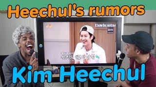 Video Kim Heechul's rumors [LO SIENTO by Super Junior ft. Leslie Grace OUT NOW] | REACTION download MP3, 3GP, MP4, WEBM, AVI, FLV April 2018
