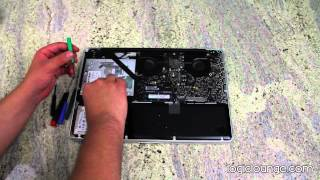 How To Replace A Hard Drive In A MacBook Pro