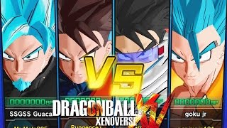 Dragon Ball Xenoverse – Fan Friday - (xbox One Gameplay) E143 | Pungence