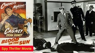 Blood on The Sun - American Spy Thriller Movie