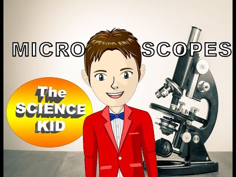 MICROSCOPES - Everything You Need To Know - The Science KID