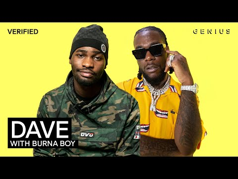 Dave & Burna Boy