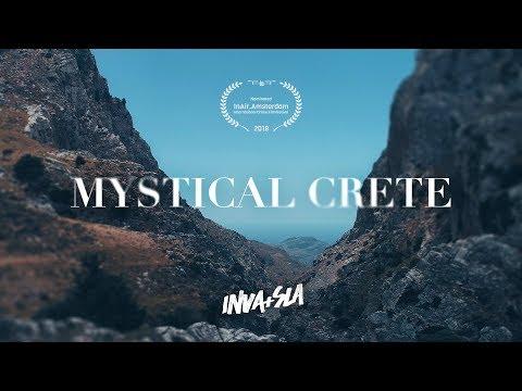 Mystical Crete - Aerial and Underwater Journey