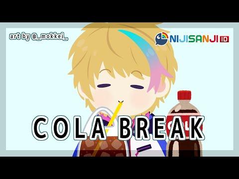 "【 Colabreak】Rai Galilei's : ""Rest time, hows your day?""【 NIJISANJI ID】"