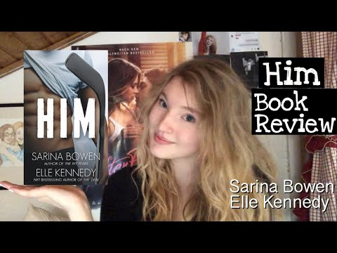 Him By Elle Kennedy And Sarina Bowen Book Review |Charlotte Blickle