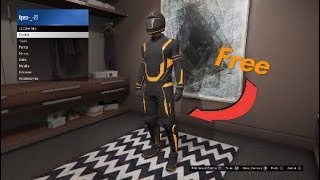 How to get Deadline outfit for *FREE*(GTA 5 ONLINE)(Ps4,1.42)