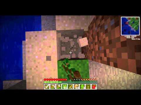 IIzTrolllin: Minecraft Technic: Starting Off Fresh (E1)