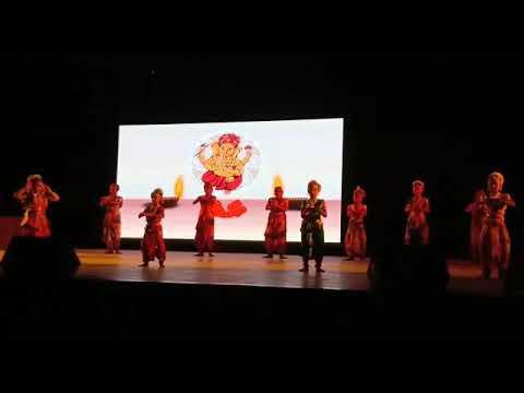 Shrimanta Shankar Academy Annual Function Ganash Vandana