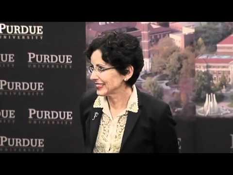 France Cordova Leaving Purdue News Conference Bonus Part 1