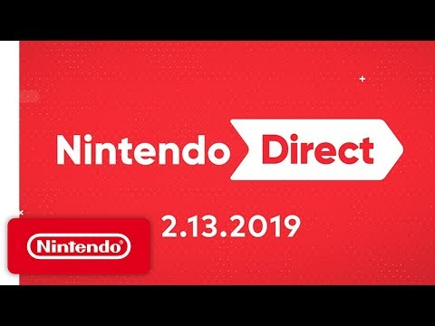 Nintendo Direct 2.13.2019 thumbnail