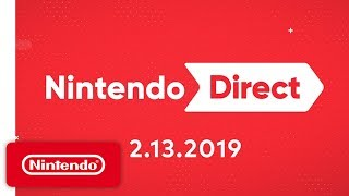 Watch exclusive Nintendo news-broadcast directly to you, the player!  Got a favorite from the Direct? Click to it! 0:12 - Super Mario Maker 2 1:37 - Yoshiaki Koizumi Intro 2:18 Marvel Ultimate Alliance 3: The Black Order 3:42 - BOX BOY! + BOX GIRL! 4:45 - Super Smash Bros. Ultimate Updates 5:31 - Captain Toad Treasure Tracker Updates 6:56 - Bloodstained: Ritual of the Night 8:02 - Dragon Quest Builders 2 9:19 - Dragon Quest XI S: Echoes of an Elusive Age - Definitive Edition 12:56 - Disney Tsum Tsum Festival 13:50 - Starlink: Battle for Atlas Updates 14:46 - Rune Factory 4 Special 15:47 - Rune Factory 5 in Development 15:59 - Oninaki 17:08 - Yoshi's Crafted World Features & Demo 18:37 - Fire Emblem: Three Houses 24:26 - Tetris 99 25:22 - Dead by Daylight 26:16 - Deltarune: Chapter 1 27:10 - Daemon X Machina Features & Demo 28:33 -  GRID Autosport 29:21 - Hellblade: Senua's Sacrifice 30:01 - Mortal Kombat 11, Unravel two, Assassin's Creed III Remastered 31:04 - FINAL FANTASY VII, Chocobo's Mystery Dungeon EVERY BUDDY!, FINAL FANTASY IX Launch Dates 31:47 - Astral Chain 34:33 - The Legend of Zelda: Link's Awakening  #NintendoSwitch #NintendoDirect  Subscribe for more Nintendo fun! https://goo.gl/HYYsot  Visit Nintendo.com for all the latest! http://www.nintendo.com/  Like Nintendo on Facebook: http://www.facebook.com/Nintendo Follow us on Twitter: http://twitter.com/NintendoAmerica Follow us on Instagram: http://instagram.com/Nintendo Follow us on Pinterest: http://pinterest.com/Nintendo Follow us on Google+: http://google.com/+Nintendo