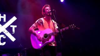 """""""There She Is"""" (New Song) - Frank Turner live @ A Peaceful Noise, London 15 November 2016"""
