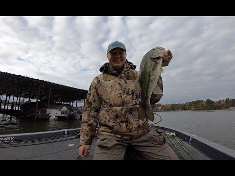 Fall Fishing At Lake Hamilton With Two Pro Anglers