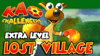 KAO Challengers (PSP) Extra Level - Lost Village