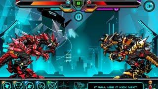 Battle Robot T-rex Age (Бои роботов: эра Тираннозавра)