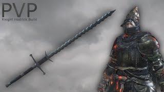 Dark Soul 3 - Flamberge PvP - Knight Hodrick Build
