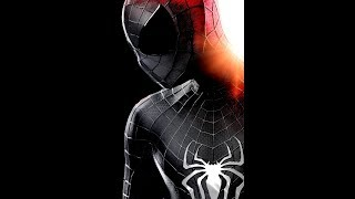 The all new Black spiderman transformation FULL HD+