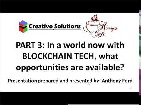 Steemit is a Decentralised Social Media Platform - Crypto Community Education Event part 2