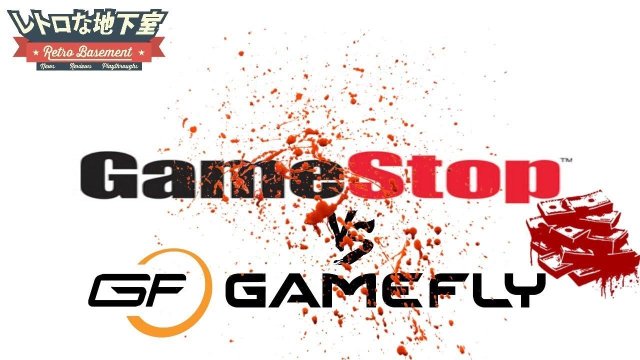 GameStop vs Gamefly - YouTube