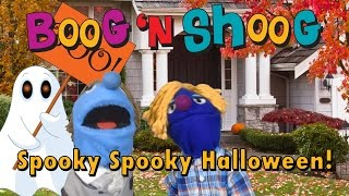 Spooky Spooky Halloween song for kids by Boog