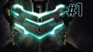 Dead Space 3 - Salvage Bot First Encounter (PS3/X360/PC) [HD]