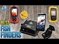10 Best Fish Finders 2018