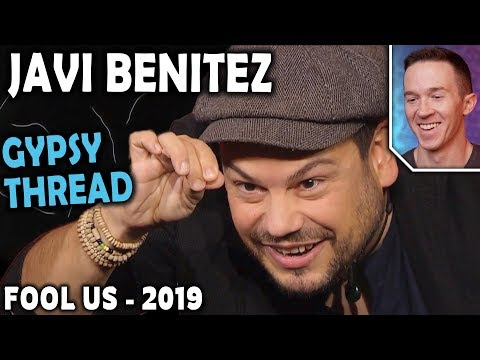 Magician REACTS To Javi Benitez Gypsy Thread On Penn And Teller FOOL US 2019