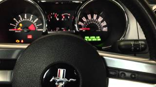 How to use your BAMA Performance Handheld Tuner on a Mustang GT