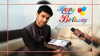 Shakti Arora Celebrating His B'day With India-Forums
