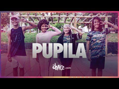 Pupila - Vitor Kley ANAVITORIA Coreografia  Dance