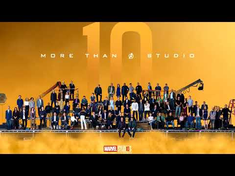 Marvel Cinematic Universe - 10 Years Of Theme Song  - 2018
