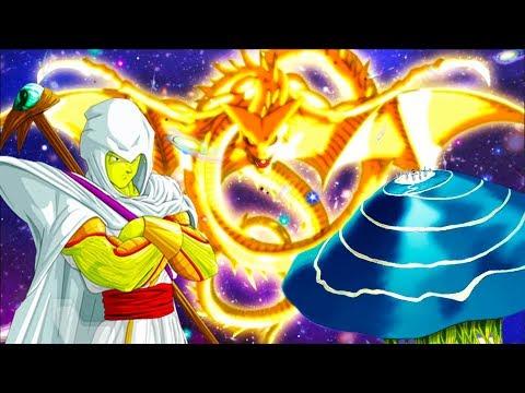 Zalama The Omnipotent Creator, Dragon Ball Super Story