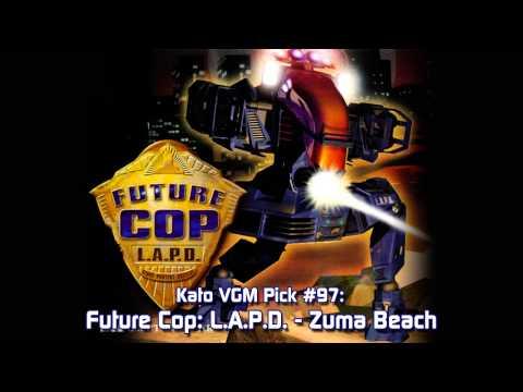 Kato VGM Pick #97: Future Cop: L.A.P.D. - Zuma Beach