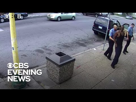 4 Police Officers Fired After Death Of Unarmed Black Man