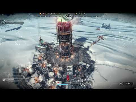 Frostpunk game play ep1 |