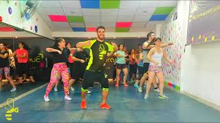 Jaleo - Nicky Jam ft Steve Aoki / Zumba Video