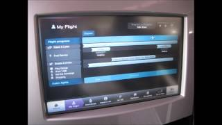 Air New Zealand Business Class LHR-LAX