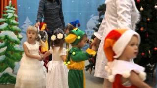 Новогодний Утренник в Детском саду(, 2015-11-30T13:01:47.000Z)