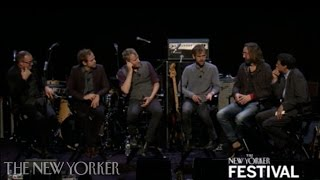 "The National perform ""Terrible Love"" - The New Yorker Festival"