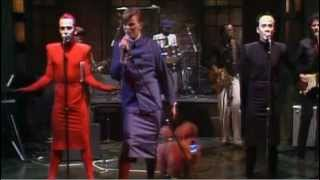 Arias With A Twist The Docufantasy - David Bowie SNL Excerpt