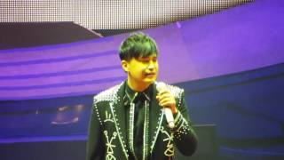 MCTheMax - 미움받을용기 20161231 wintering tour busan