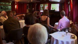 Concert Pianist Converts Boat Into Floating Concert Venue