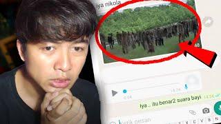 (PART 2) ZOMBIENYA MAKIN BANYAK, ROSIE TIDAK SELAMAT? 😨  | Chat History Horror Indonesia Terseram