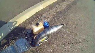 [TESTE] Trottipocket trottinette à moteur de pocket préparé