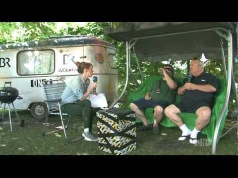Interview  Tenacious D  You must rock for your life to survive!