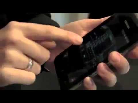 We Take A Look At The Toshiba Tg02 At Mobile World Congress 2010 2413