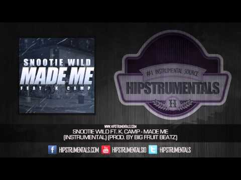 Snootie Wild Ft. K. Camp - Made Me [Instrumental] (Prod. By Big Fruit Beatz) + DL