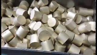 видео Прием алюминиевой стружки