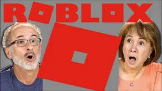 Elders React To ROBLOX