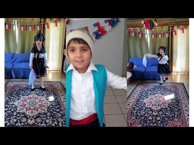 Fiestas Patrias en Educación Parvularia 2021 - Colegio Manquecura Ñuñoa